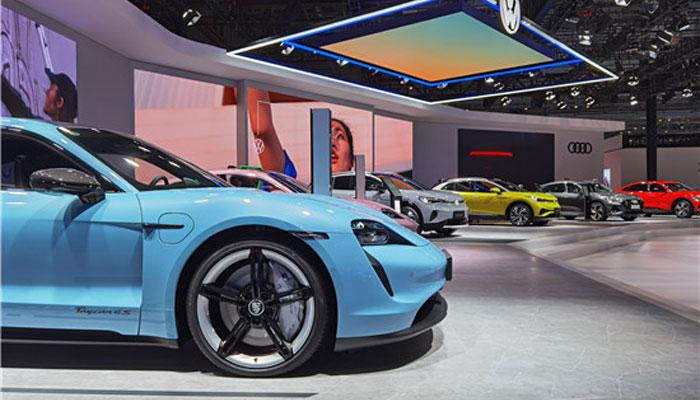 8款电动车、全新公益项目 大众携三大品牌亮相进博会