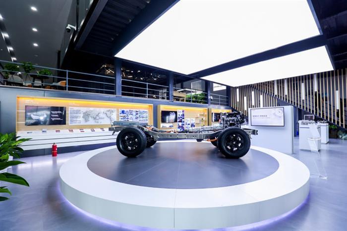 填补高阶动力空白,长城汽车自主研发3.0T+9AT/9HAT超级动力总成