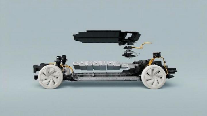 """""""一辆未来汽车的标准是什么?""""沃尔沃给出了答案"""
