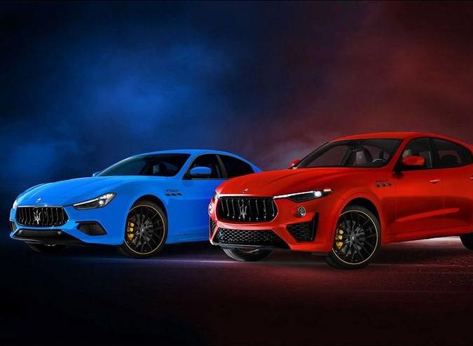 两款全新配色 玛莎拉蒂两款特别版车型官图曝光