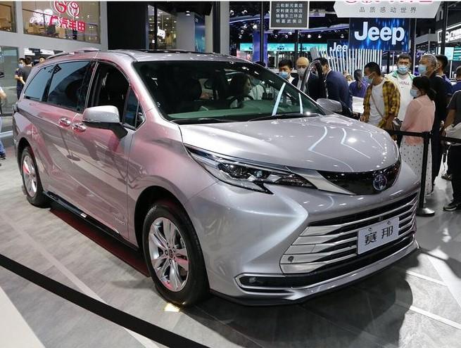 预售32万元起 广汽丰田赛那将于10月30日上市