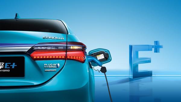 丰田卡罗拉双擎E+国内上市,进军新能源市场