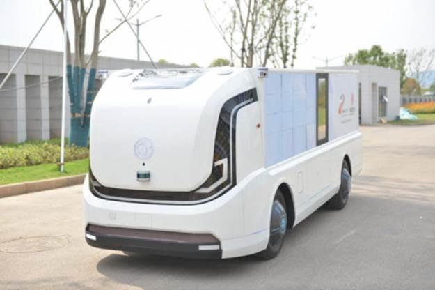 携手迎军运 智行创未来 东风公司智慧汽车成果展在汉举办