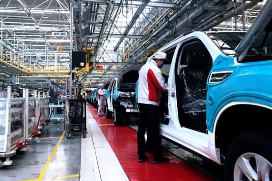 """上半年营收近360亿元长城汽车交出""""三十而立""""首张成绩单"""