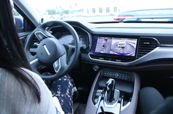 15万高配置的有车生活 年轻用户首选哈弗F7x