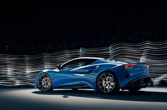 全新跑车路特斯Emira在海外发售,7.5万英镑起
